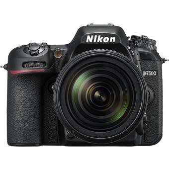 Nikon D7500 + AF-S DX NIKKOR 18-105mm f/3.5-5.6G ED VR