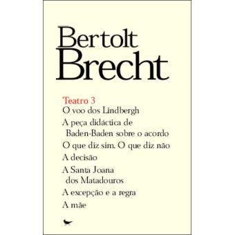 Teatro de Bertolt Brecht - Livro 3