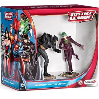 Justice League - Pack Schleich Batman Vs The Joker