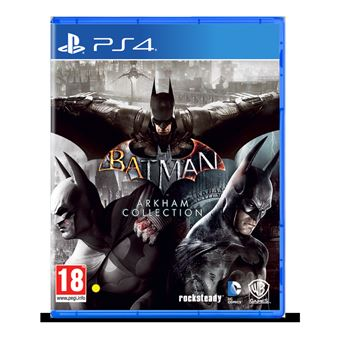 Batman Arkham Collection - PS4