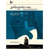 Justinguitar.com blues lead guitar