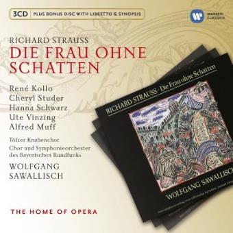 R. Strauss | Die Frau ohne Schatten (3CD)