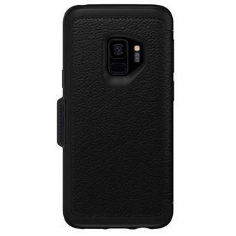 Capa Otterbox Strada para Galaxy S9 - Preta