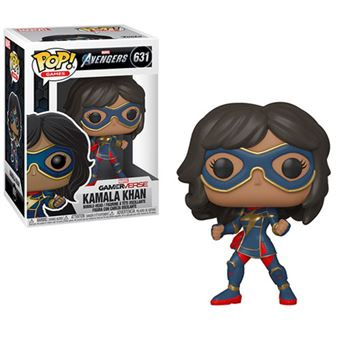 Funko Pop! Marvel Avengers Gamerverse: Kamala Khan - 631