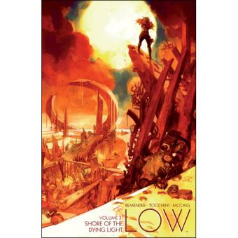 Low - Book 3: Shore of the Dying Light