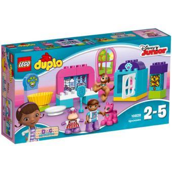 LEGO DUPLO Doc McStuffins 10828 A Clínica Veterinária da Doutora Brinquedos