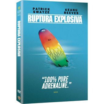 Ruptura Explosiva - DVD