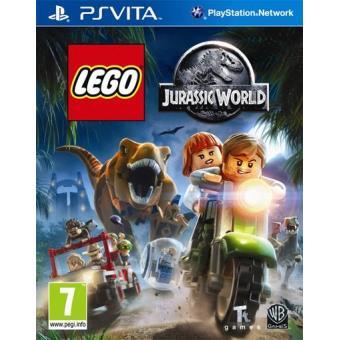 LEGO Jurassic World PS Vita