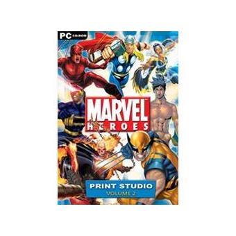 Marvel Heroes - Volume 2 Print Studio PC