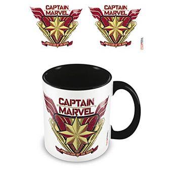 Caneca Capitão Marvel - Marvel