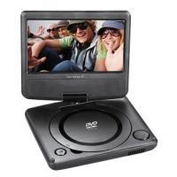 Sunstech Leitor DVD Portátil DLPM728 Preto