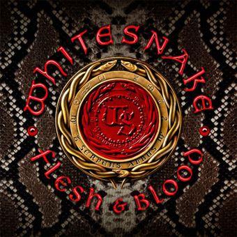 Flesh & Blood - CD