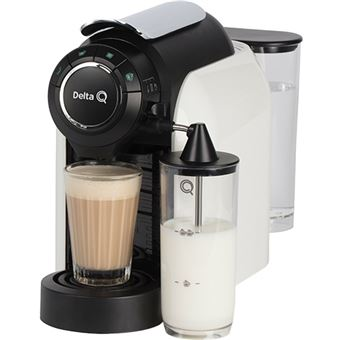 Máquina de Café Delta Q Milk Qool Evolution - Branca