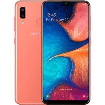 Smartphone Samsung Galaxy A20e - A202F - Coral
