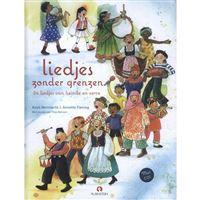 Liedjes Zonder Grenzen: 24 Liedjes van Heinde en Verre - Livro + CD