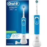 Escova de Dentes Elétrica Oral-B Vitality 100 Cross Action - Azul