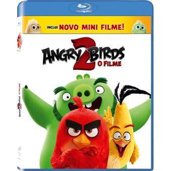 Angry Birds 2 - O Filme - Blu-ray