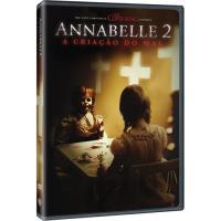 Annabelle 2: A Criação do Mal (DVD)