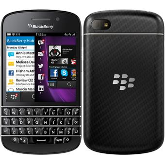 BlackBerry Q10 (Black)