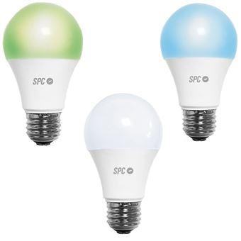Pack Lâmpadas SPC Sirius 470 RGB - 3uni