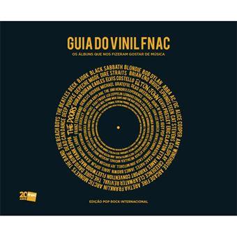Guia do Vinil Fnac - Edição Pop Rock