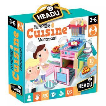 Primeira Cozinha Montessori - Headu