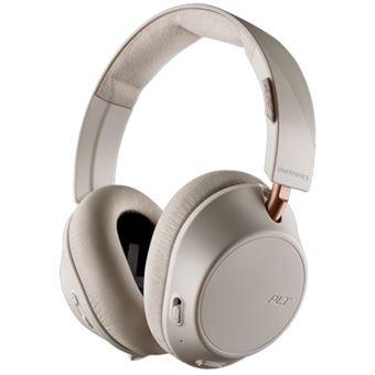 Auscultadores Bluetooth Plantronics BackBeat GO 810 - Branco