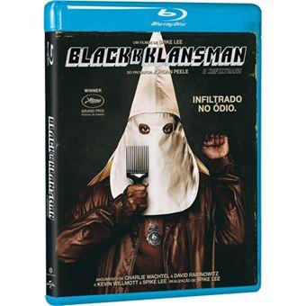BlacKkKlansman: O Infiltrado - Blu-ray