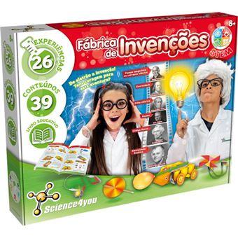 Fábrica de Invenções - Science4you