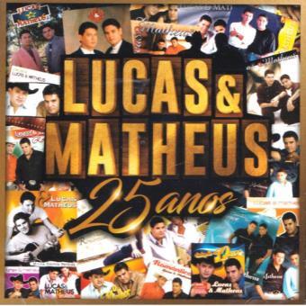 25 Anos - CD