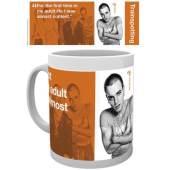 Trainspotting - Caneca Renton