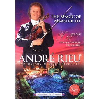 The Magic of Maastricht - DVD