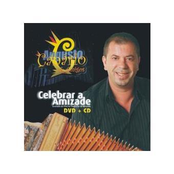 Augusto Canário - Celebrar a Amizade (Edição Especial DVD+CD)