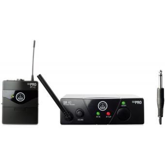 AKG US45C Mini Single Instrumental Set (662.300 MHz)