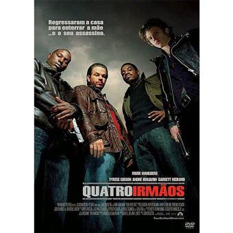 Quatro Irmãos - DVD