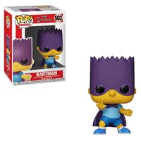 Funko Pop! The Simpsons: Bartman - Bart Simpson - 503