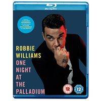 One Night At The Pallad Palladium - Blu-ray