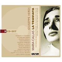 VERDI-LA TRAVIATA(2CD)