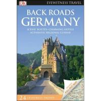 Eyewitness Back Roads Travel Guide - Germany