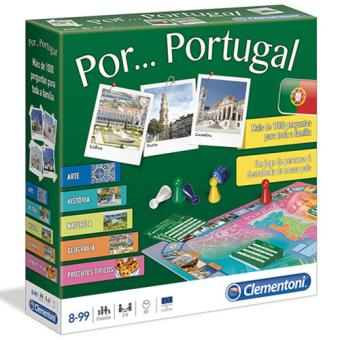 Por... Portugal - Clementoni