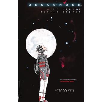 Descender - Livro 1:Tin Stars