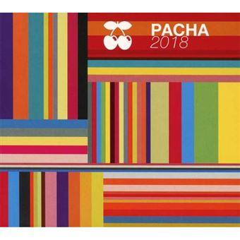Pacha 2018 - 2CD