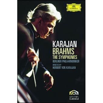 Brahms | The Symphonies (2DVD)