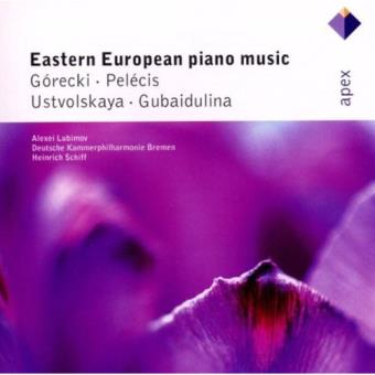 Eastern European Piano Music - CD