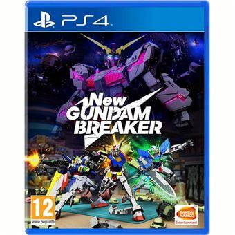 New Gundam Breaker - PS4