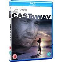 Cast Away - Blu-ray Importação