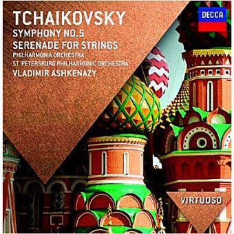 Tchaikovsky | Symphony No. 5 & Serenade for Strings