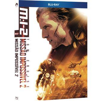 Missao Impossivel 2 - Blu-ray