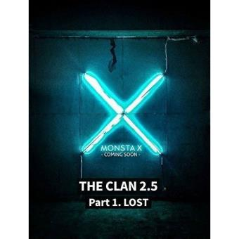 Clan 2.5 Part 1 Lost - CD
