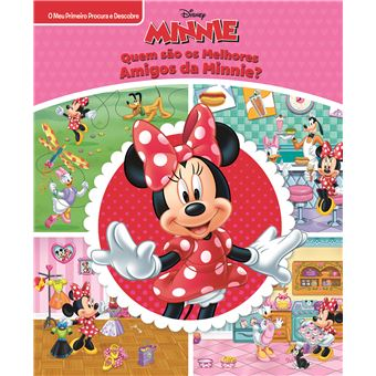 Quem São os Melhores Amigos da Minnie
